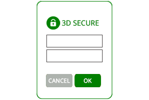 Step 3. Check 3D-Secure